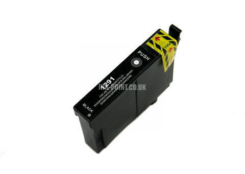 Compatible Epson T1291 Black Ink Cartridge
