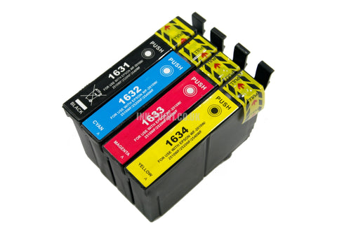 Compatible Epson T16XL Multipack of Ink Cartridges