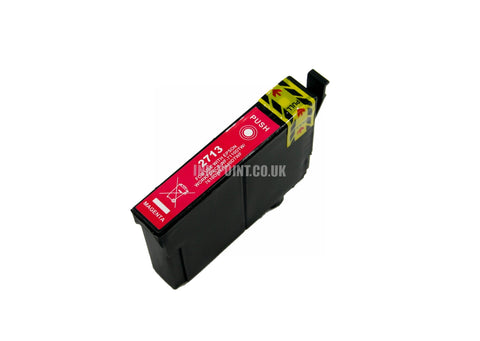 Compatible Epson T 27XL Magenta Ink Cartridge