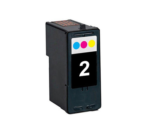 Compatible Lexmark No2 Tri-colour Ink Cartridge