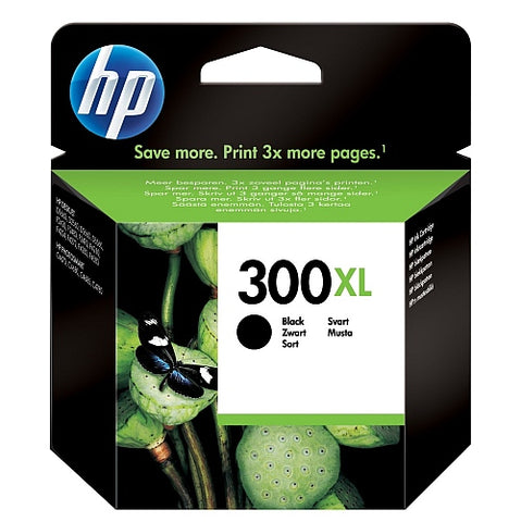 HP 300XL High Capacity Black Ink Cartridge