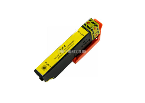 Compatible Epson T 3364XL Yellow Ink Cartridge