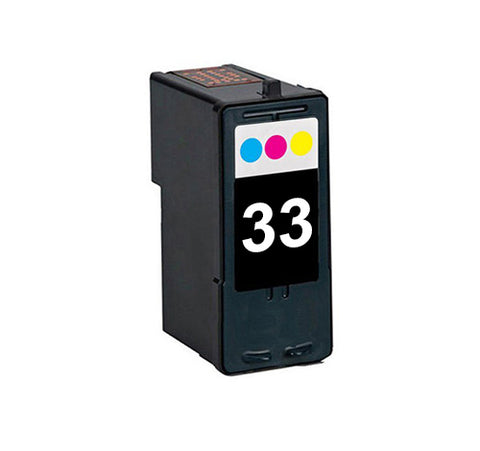 Compatible Lexmark 33 Tri-colour Ink Cartridge