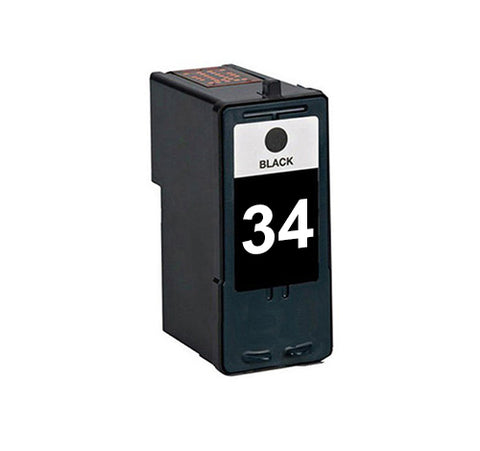 Compatible Lexmark 34 Black Ink Cartridge