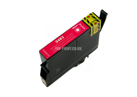 Compatible Epson T0483 Magenta Ink Cartridge