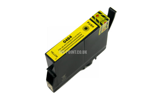 Compatible Epson T0484 Yellow Ink Cartridge