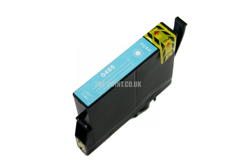 Compatible Epson T0485 Light Cyan Ink Cartridge