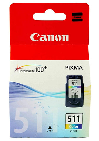 Canon CL-511 Original Colour Ink Cartridge