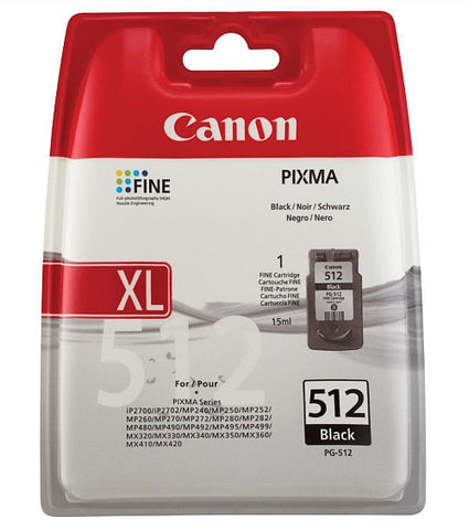 Canon PG-512 Original Black Ink Cartridge