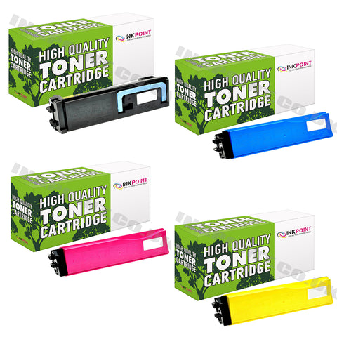 Compatible Kyocera TK540 Multipack Of Toner Cartridges