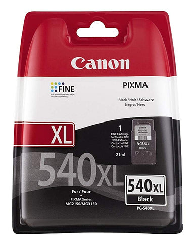 Canon PG-540XL Black Ink Cartridge