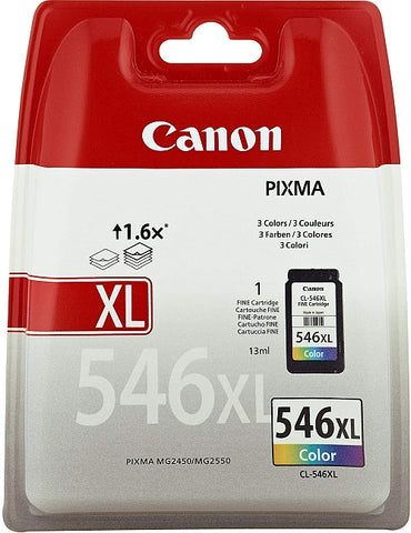 Canon CL-546XL Colour Ink Cartridge