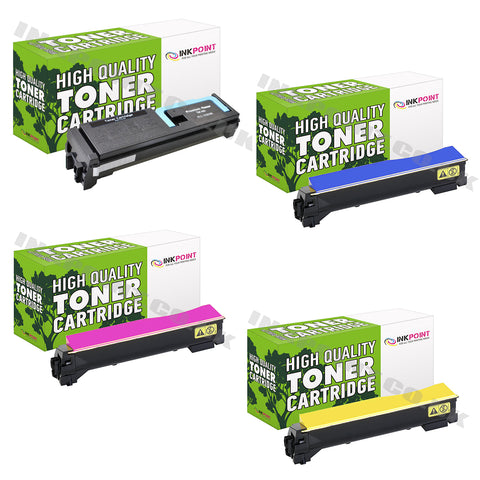 Compatible Kyocera TK560 Multipack Of 4 Toner Cartridges