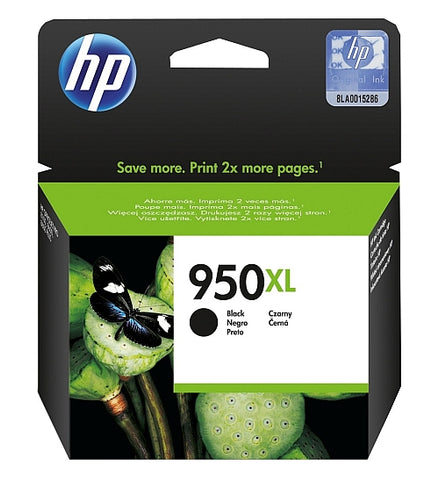 HP 950XL High Capacity Black Ink Cartridge