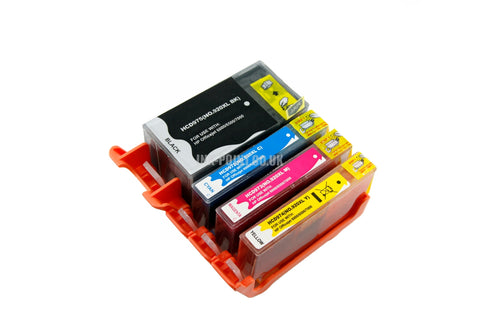 Compatible HP 920XL High Capacity Multipack of 4 Ink Cartridges