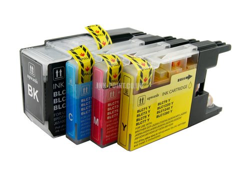 Compatible Brother LC1280 Ink Cartridge Multipack