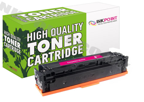 Compatible HP 201X Magenta Toner Cartridge (CF403X)