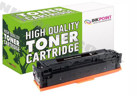 Compatible HP 201X Black Toner Cartridge (CF400X)