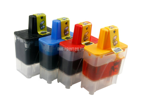 Compatible Brother LC900 Ink Cartridge Multipack