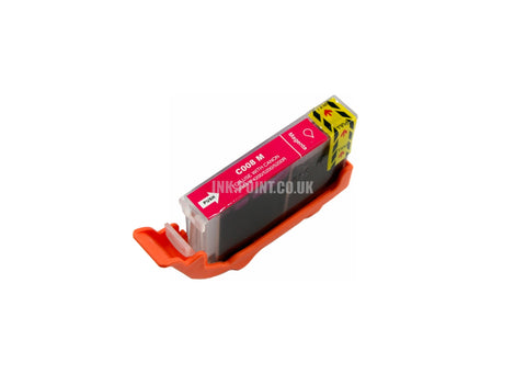 Compatible Canon CLI-8 Magenta Ink Cartridge