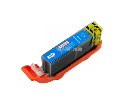 Compatible Canon CLI-526 Cyan Ink Cartridge