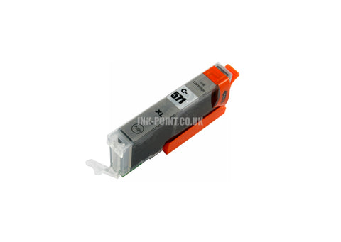 Compatible Canon CLI-571 XL Grey Ink Cartridge