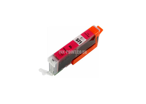 Compatible Canon CLI-571 XL Magenta Ink Cartridge