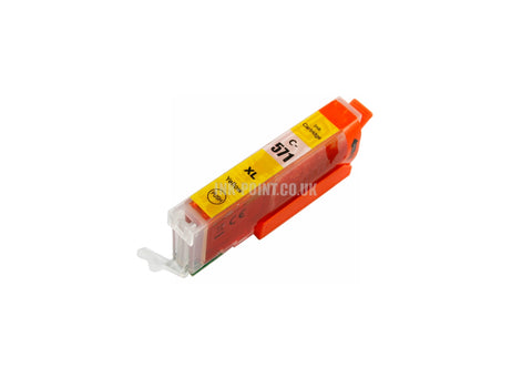 Compatible Canon CLI-571 XL Yellow Ink Cartridge