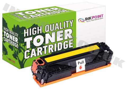 Compatible Canon 718 Yellow Toner Cartridge