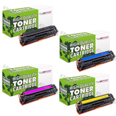 Compatible Canon 731 Toner Cartridge Multipack