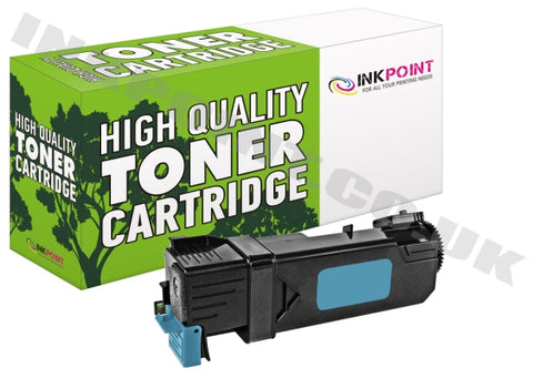 Compatible Dell 2150 High Capacity Cyan Toner Cartridge