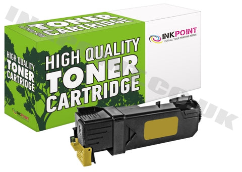 Compatible Dell 2150 High Capacity Yellow Toner Cartridge