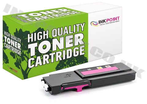 Compatible Dell 2660 High Capacity Magenta Toner Cartridge