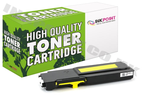 Compatible Dell 2660 High Capacity Yellow Toner Cartridge
