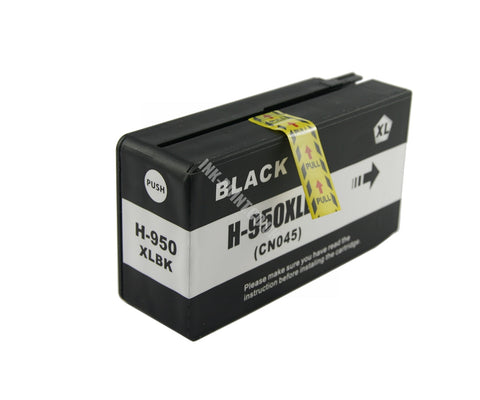 Compatible HP 950XL High Capacity Black Ink Cartridge