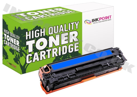 Compatible HP 128A Cyan Toner Cartridge (CE321A)