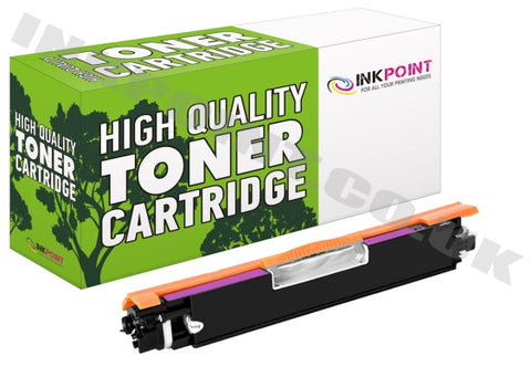 Compatible HP 126A Magenta Toner Cartridge (CE313A)