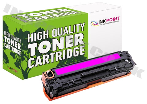 Compatible HP 128A Magenta Toner Cartridge (CE323A)