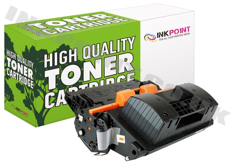 Compatible  HP 90X High Capacity Black Toner Cartridge CE390X