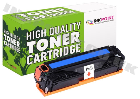 Compatible HP 305A Cyan Toner Cartridge (CE411A)