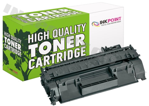 Compatible HP 05A Black Toner Cartridge CE505A