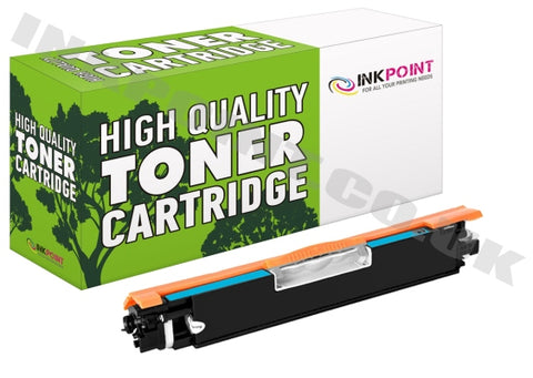 Compatible HP 130A Cyan Toner Cartridge (CF351A)