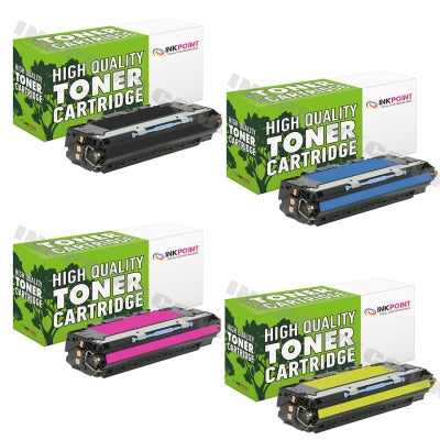 Compatible HP 311A (Q2670A, Q2681A, Q2682A, Q2683A) Multipack Of Toner Cartridges