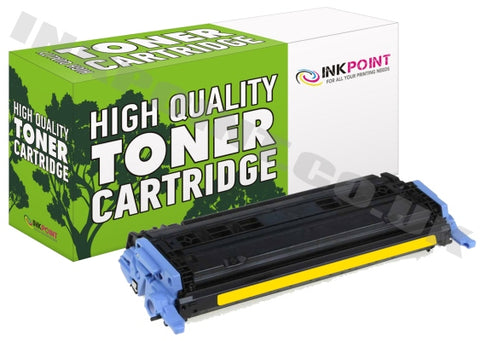 Compatible HP 124A Yellow Toner Cartridge (Q6002A)