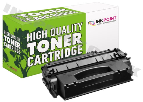 Compatible HP 53X Black Toner Cartridge Q7553X