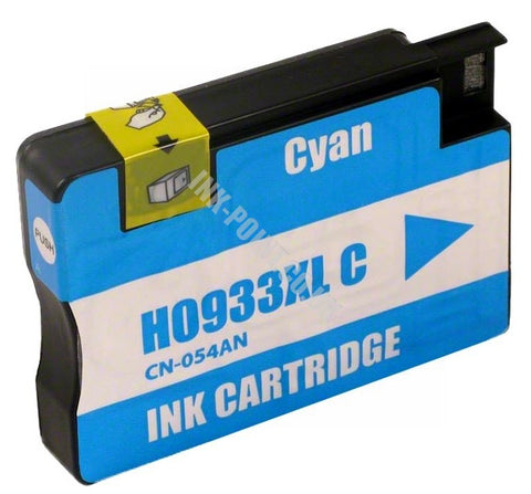 Compatible HP 933XL Cyan Ink Cartridge