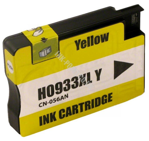 Compatible HP 933XL Yellow Ink Cartridge