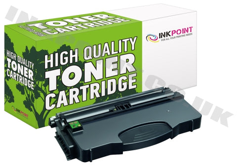 Compatible Lexmark Optra 12016SE Black Toner Cartridge E120