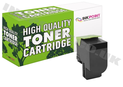 Compatible Lexmark C540 Black Toner Cartridge