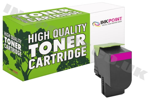 Compatible Lexmark C540 Magenta Toner Cartridge